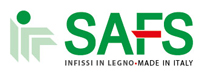 SAFS – Infissi in legno made in Italy – Fasano Logo